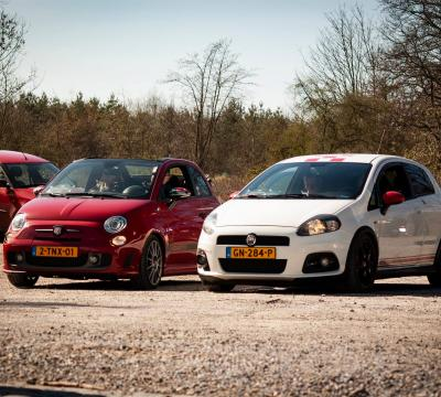 Foto's Nationale Abarth Rally 2019 nu online!