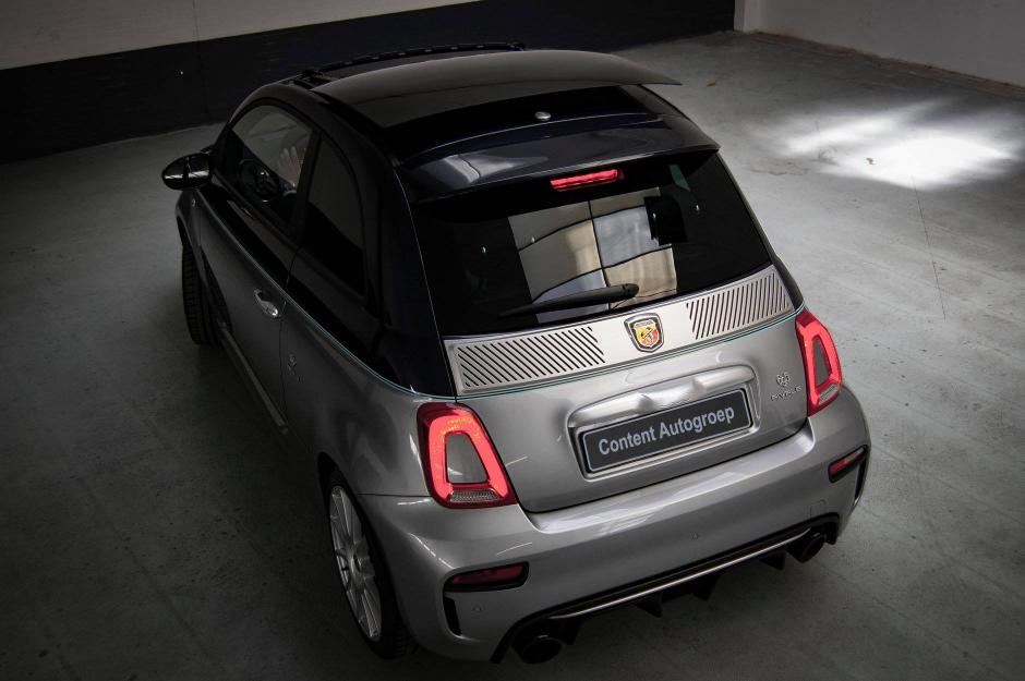 Abarth 595C Rivale Content Autogroep Eindhoven